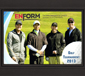 Team portraits for each foursome at your corporate or charity golf tournament