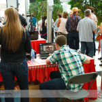 Behind the Scenes at a Calgary Stampede Photobooth