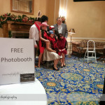 Behind the Scenes at a Photobooth at a Corporate Holiday Party